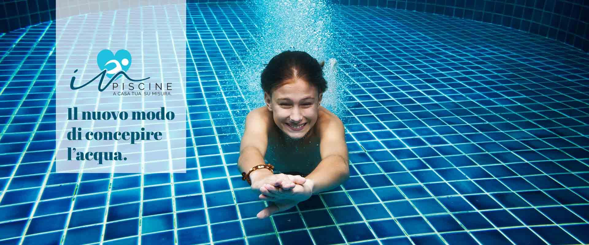 In piscine